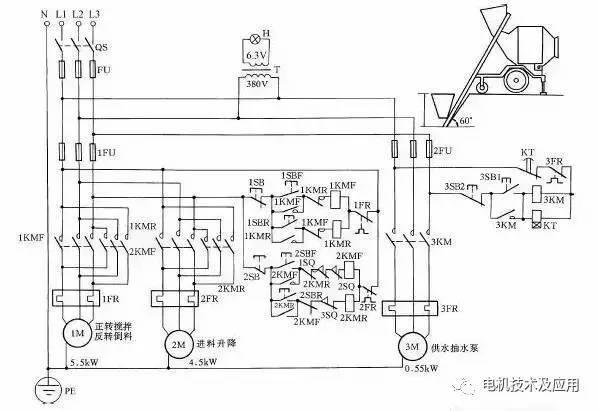 10年电工经验,20例接线方法总结