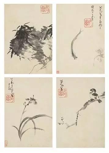 八大领衔纽约苏富比艺术周中国画版块,早有契机
