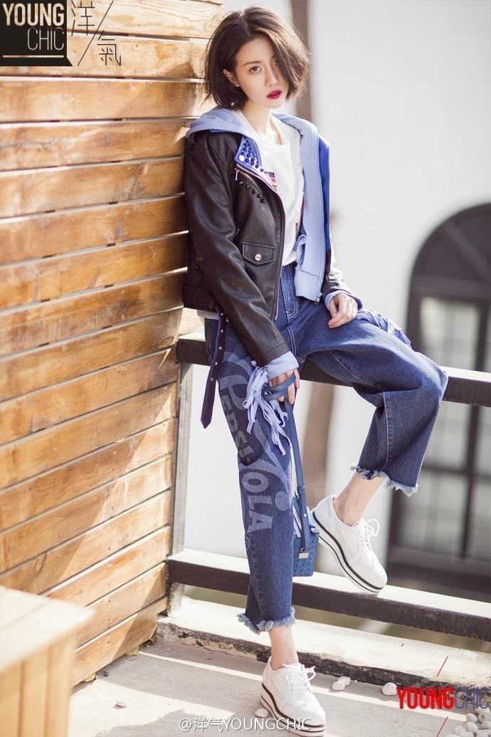 快把打瘦腿针的钱留下来买这几条牛仔裤吧!有没有的减肥方法什么好图片