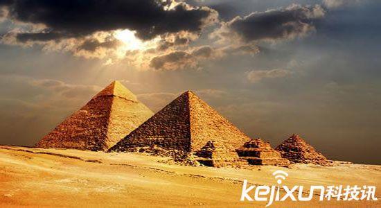 金字塔建造之谜将被揭晓!