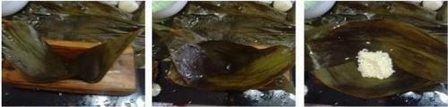 广东猪肉:广式吉他黄配方粽的做法与大全简谱!红豆小吃咸蛋图片