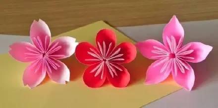 考考你,下面这三个纯手工制作的花朵,分别是?