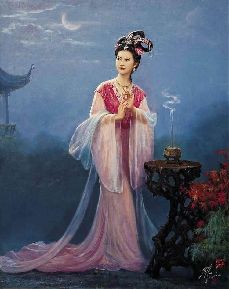 古代女子的婚后生活