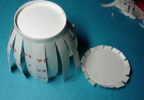 幼儿园手工制作灯笼