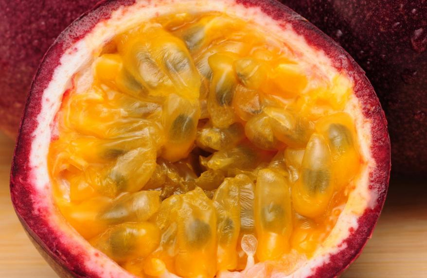 百香果的营养与功效