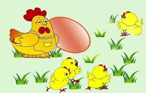 生活方式 走心    小鸡问母鸡:可否不用下蛋,带我出去玩啊?图片