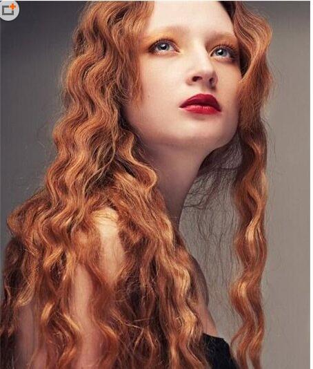 《漂亮的李慧珍》,《奶酪的陷阱》中女主的同款泡面头,每一款发型都让图片