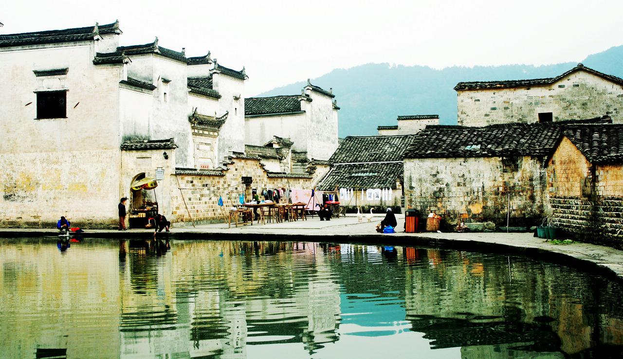 风景 古镇 建筑 旅游 摄影 1280_738