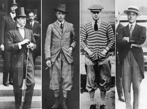 【服饰文化】知识 | 一篇文看完欧洲贵族服装史图片
