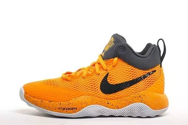 【組圖】Nike Go | Nike Zoom Basketball Shoe
