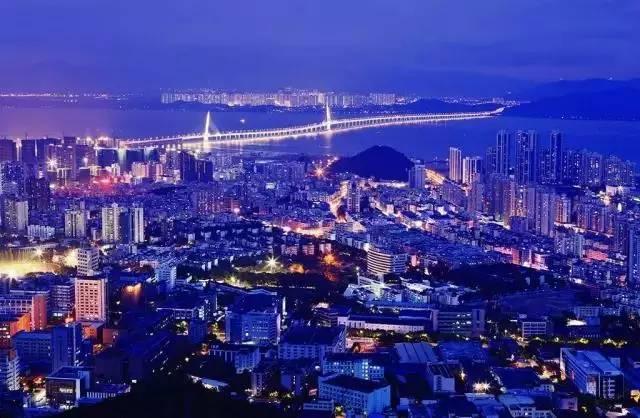 深港大桥图片