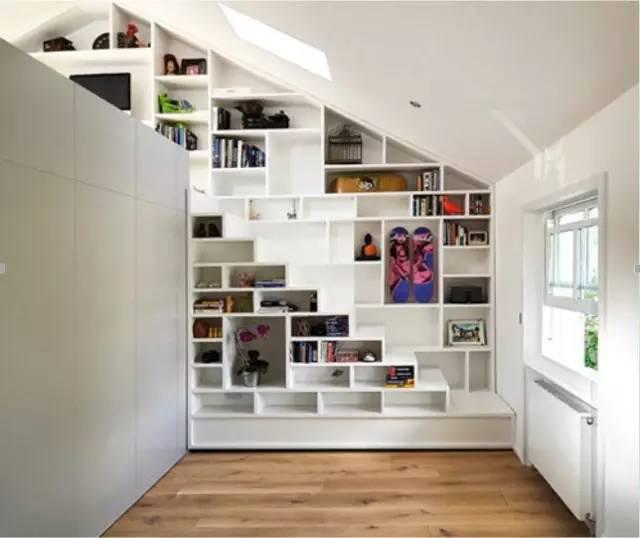 楼梯还是书柜?让人大开眼界!