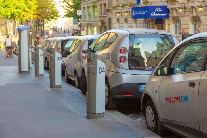 电动汽车发展,中欧远超美国
