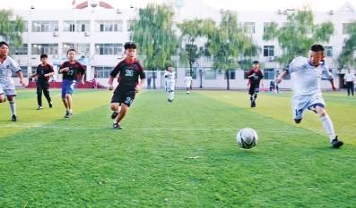 【组图】为什么要坚持踢足球?