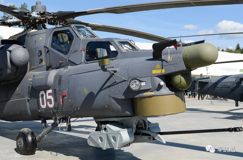 尤其是美军装备先进的ah-64