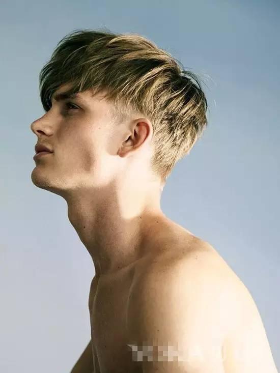 """男士头发""""细软""""?一定适合这些发型图片"""