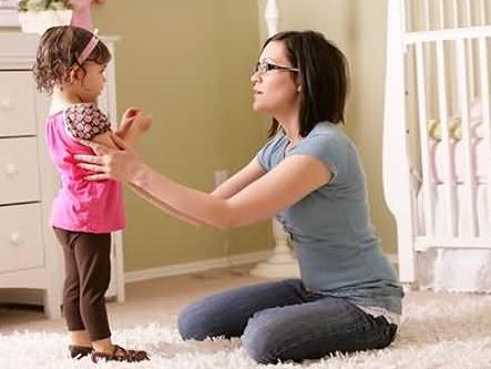 幼儿行为发展 为孩子建立规定