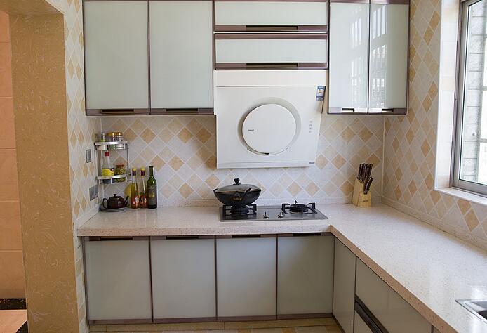 方案自建厨房装修设计农村厨房农村装修效果图设计院林图片