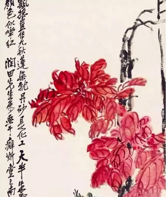 40岁开始学画,60岁成职业画家,齐白石 张大千都甘当他徒弟,他这辈子值