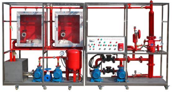 教育 正文  一,构成 消火栓系列稳压装置主要由小进口气压罐/国内隔膜图片