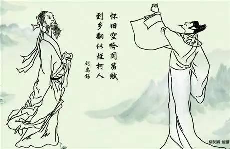 趣谈|李白对杜甫真的无情吗?古代诗人都给朋