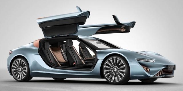 新款新能源汽车,无需加油,加盐水就可驱动!