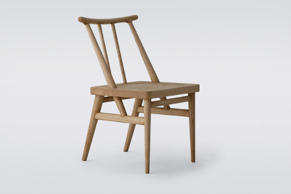 这个设计是传统大板凳的现代版.图片