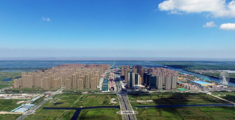 杭州湾世纪城简介图片