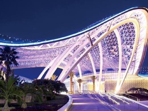 全球最大的单体免税店——三亚国际免税城