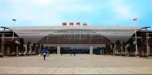 """【进展】西丽火车站改造目标基本确定,将成第二个""""深圳北站"""""""