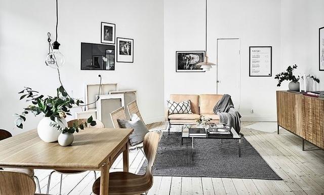 室内设计分享:北欧风格设计效果图图片