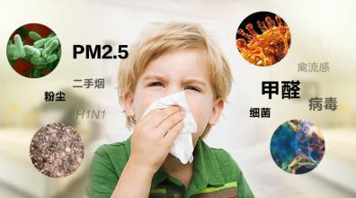 室内污染伤害了我们的健康