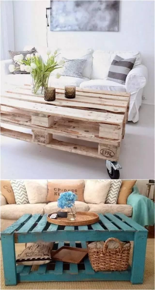 木板简单手工制作大全图片