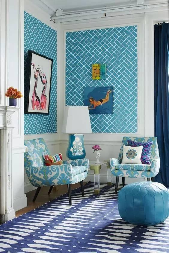 v灵感灵感 美国著名室内设计师精彩绝伦的软装外国景观设计网图片