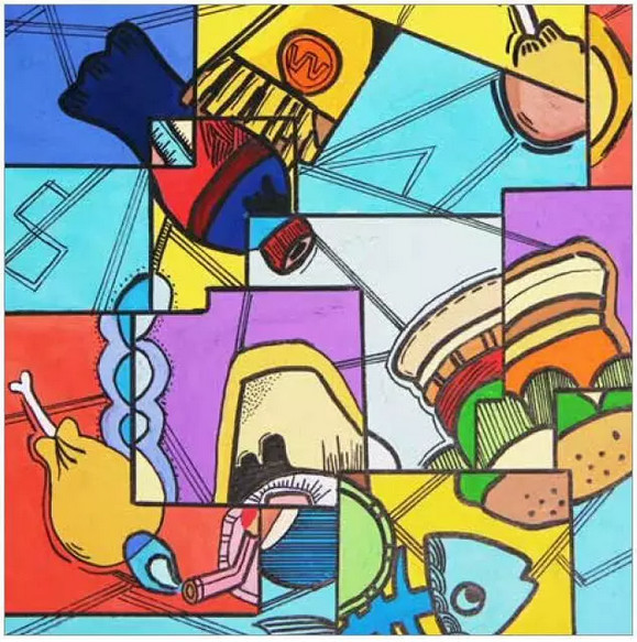 美术高考中色彩装饰画备考攻略