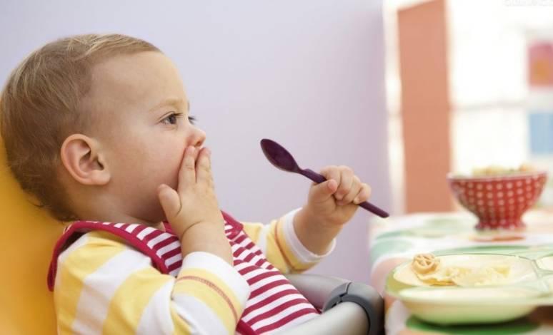 婴幼儿食物过敏图片