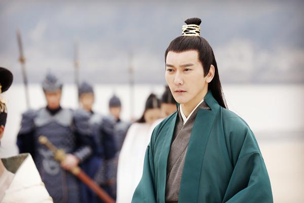 《三生三世》迎大结局王若麟欲挑战悲情人物