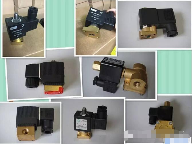 解决方法: 先将空压机储气罐内部气体放空压力归零,将对应的单向阀外图片