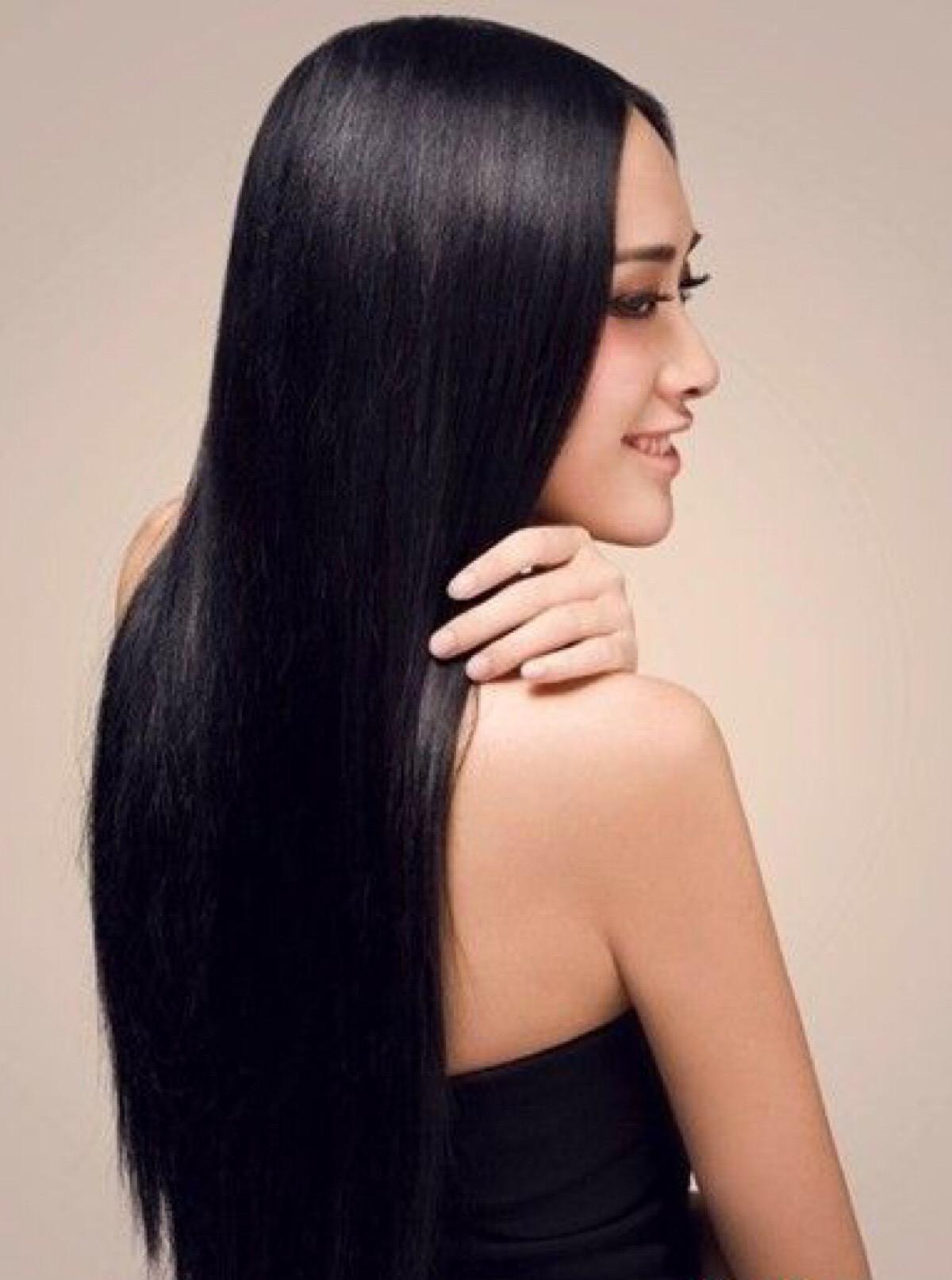 4,减少染发,烫发次数,吹风机要与头发保持20厘米距离.5,洗头时.图片