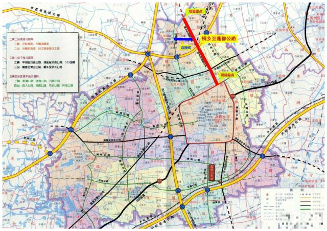 1个机场,还有杭州都市区高速公路环线,钱江通道北接线.