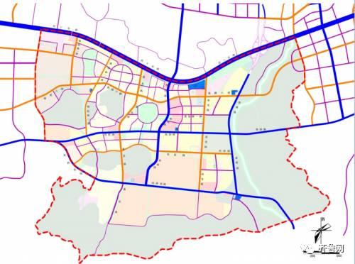 巨野县最新规划图