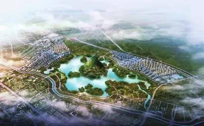 莘县南部新区规划图
