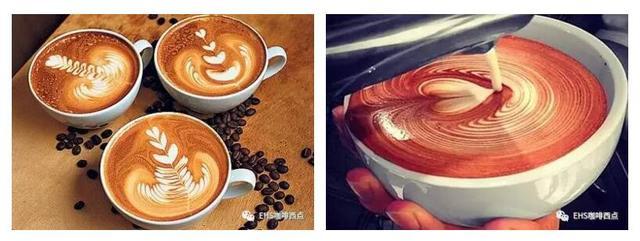 厉害了, 一个半小时, 教会你心形咖啡拉花!
