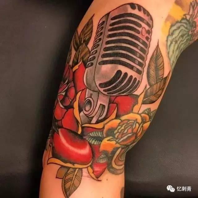 2017年想纹身的看这篇就够了,100种图案都给你!