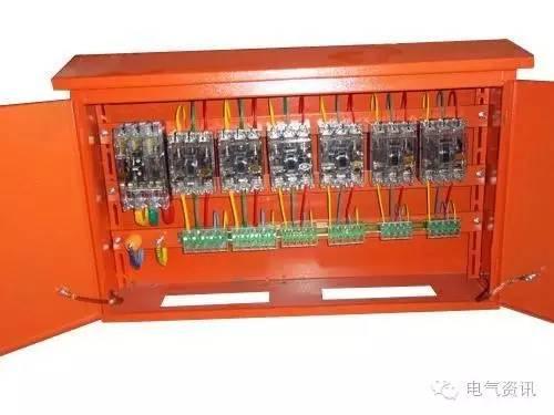 科技正文一级配电箱:设计用电配电柜作排版工地设计建筑用,是专门旅游杂志版式施工用电施工图片