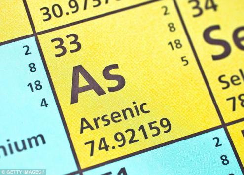 煮饭水掺少了 可能有砷中毒的风险 - 康斯坦丁 - 科幻星系