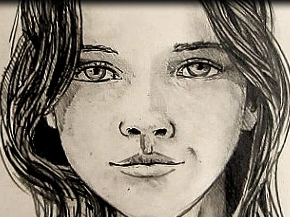 速写教程 人脸素描绘画技法