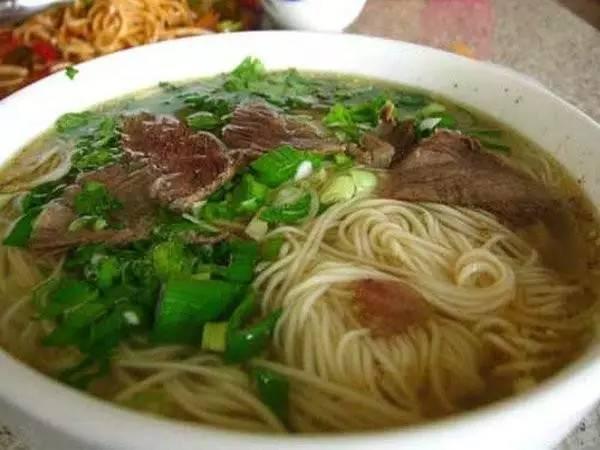 中国最好吃的面条你吃过几种?