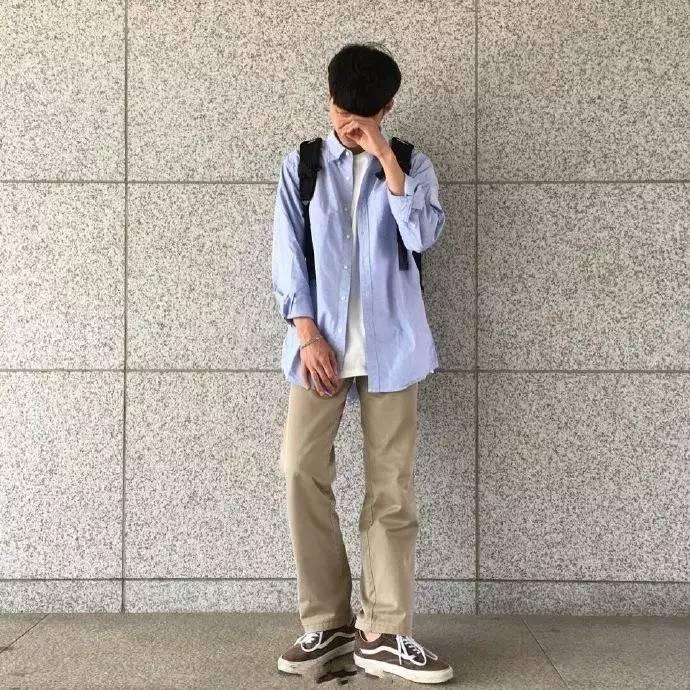 韩国男人生活照片