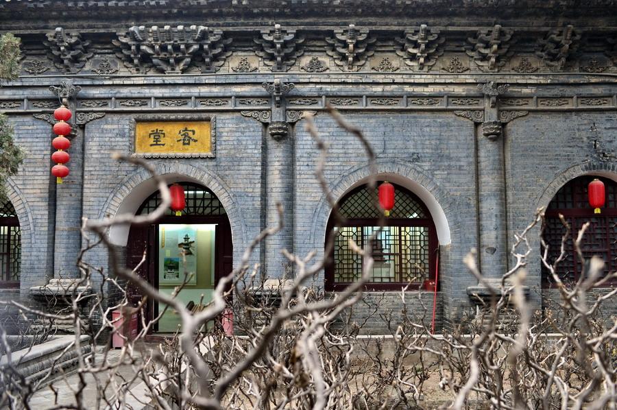 太原古城:千年的晋祠,百年双塔寺 - TIM生命过客 - TIM生命过客的博客